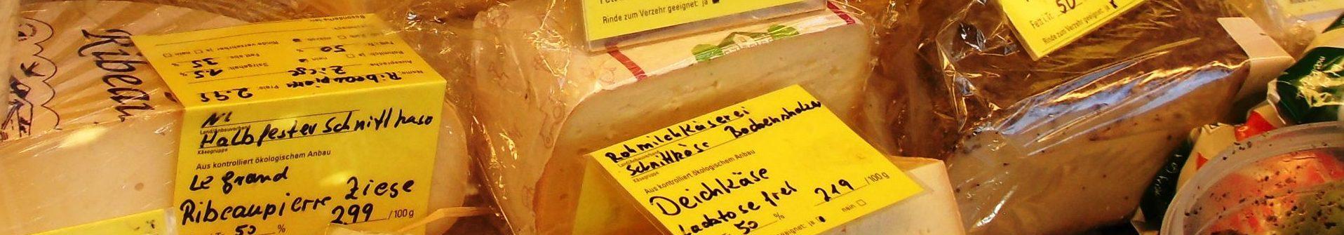 Bio Käse aus Deutschland